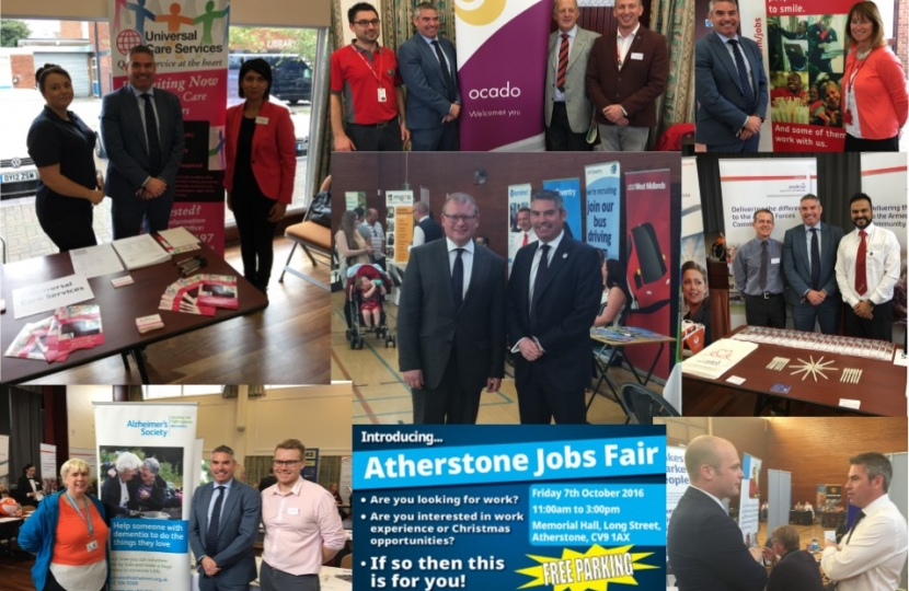 Craig's Jobs Fairs