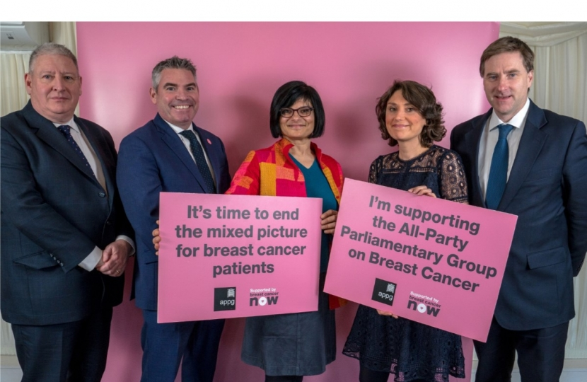 Breast Cancer Report launch