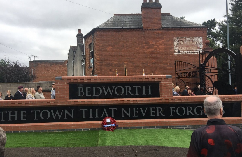 Bedworth Memorial