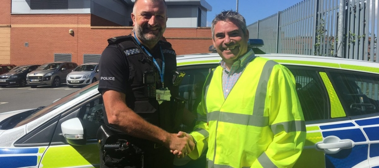 Craig with local PC