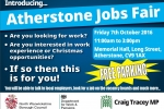 Atherstone Jobs Fair