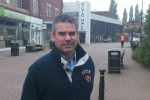 Craig in Bedworth town centre
